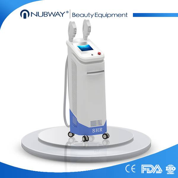 Most professional 2 handels SHR Super Hair Removal IPL SHR / SHR IPL / SHR Hair Removal Machine