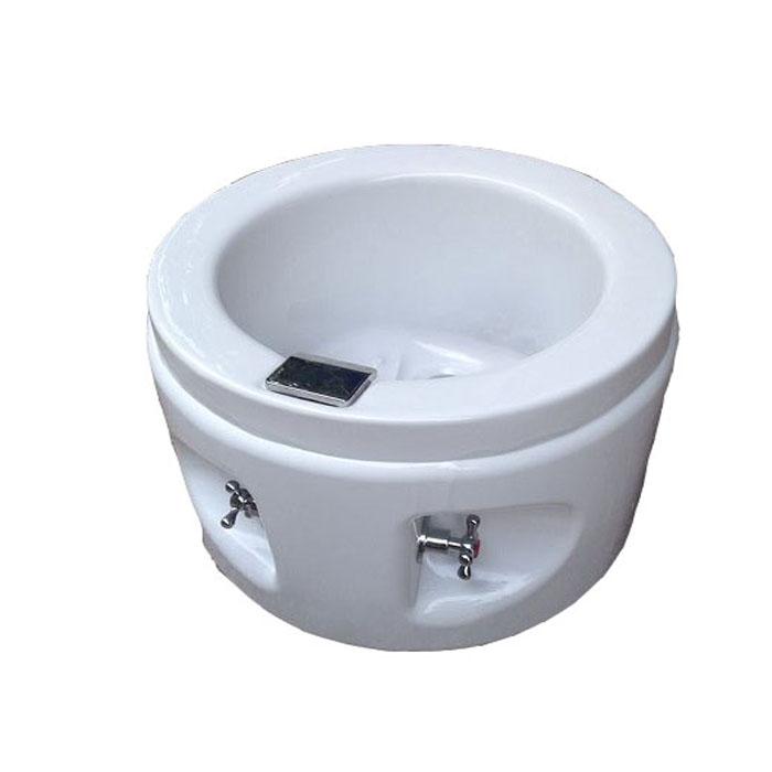Acrylic pedicure sink