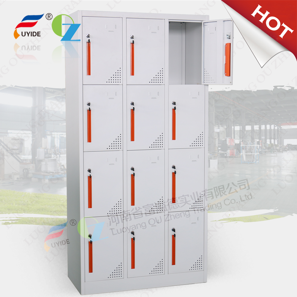 Factory Steel Filing Cabinets / Metal Furniture Cabinets / Swing Door Cabinets