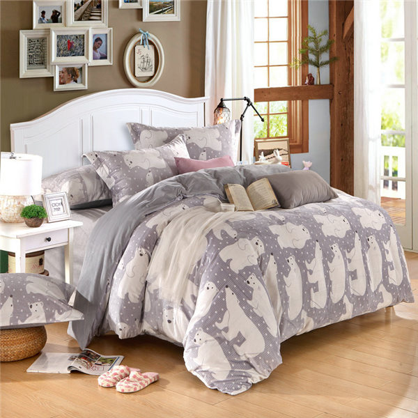 3D Super soft and warm printed and carved all season Brushed microfiber velvet flannel bedding rever