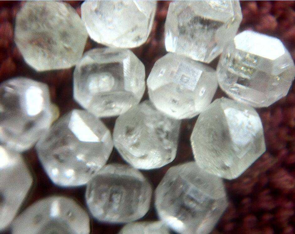 big size rough lab grown hpht diamond / Synthetic CVD Diamond