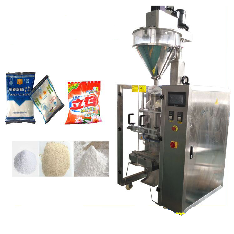 Automatic Flat bottom bag Baby powder packing machine powder