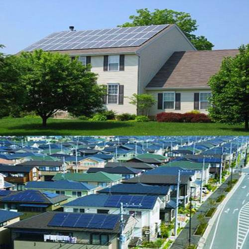 3kw Solar Power System for Home (JS-D20153000)