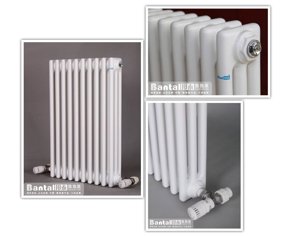 multi-column radiator low-carbon steel pipe radiator with long service life