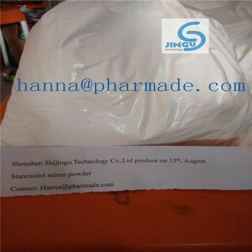 quality and delivery guarantee stanozolol Drostanolone Propionate (Masteron p)anabolic for steroids