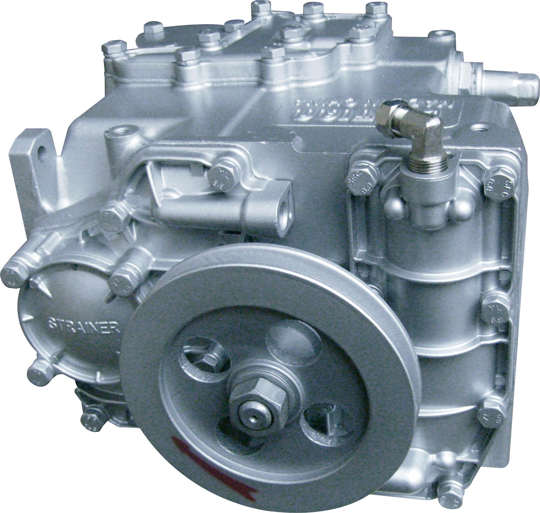 gear type combination pump