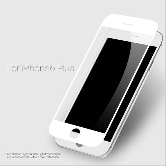 Wholesale high quality smart phone tempered glass screen protector for iPhone 6S 6S plus