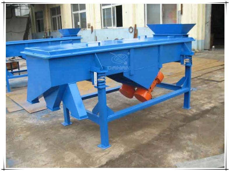 linear Sand xxnx hot Vibrating Screen Shaker Sieve for sale