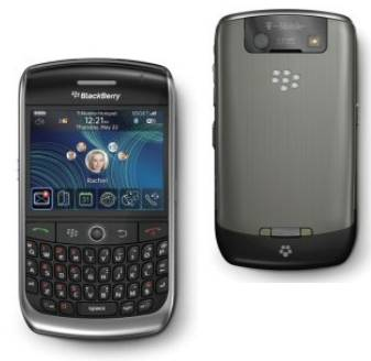 original unlocked Blackberry Curve 8900