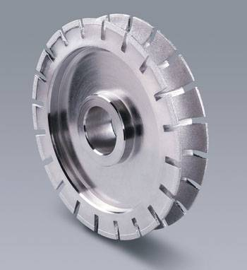 Side grinding wheels &grinding wheel-PROFILE WHEEL&Sintered grinding wheel