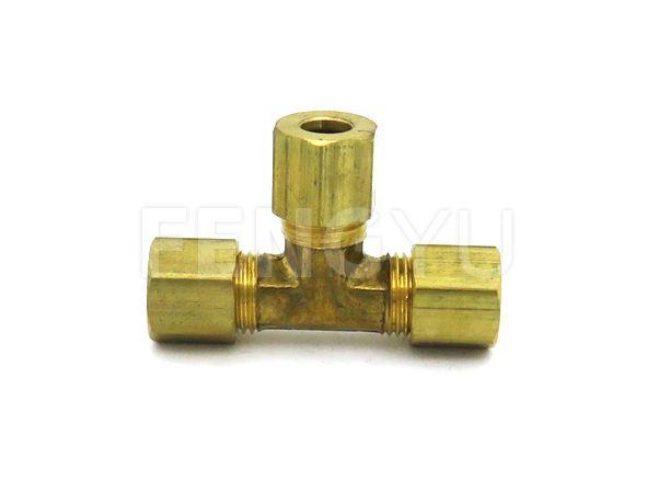 Brass compression tee 290X