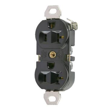 NEMA 5-20R Duplex Receptacles, YGB-016, UL/CUL, 20A, 125V