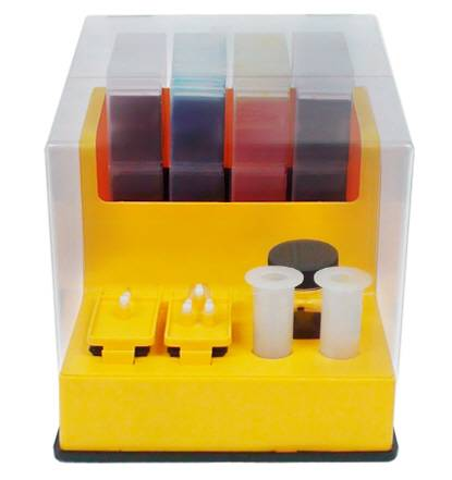 ELASTOMERIC PUMP TYPE auto ink recharger ( ink refill machine) for CANON
