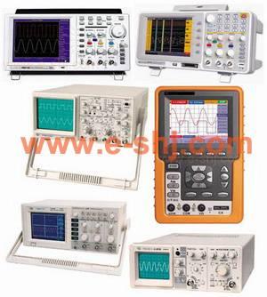 oscilloscope, digital storage oscilloscope, oscillometer