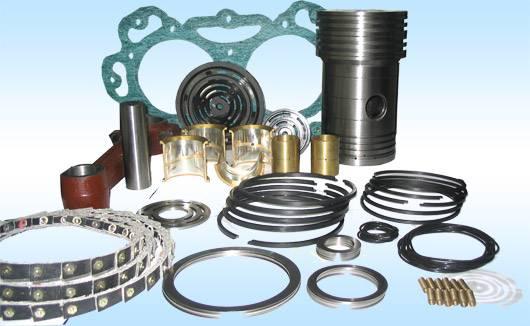 marine air compressor spare parts
