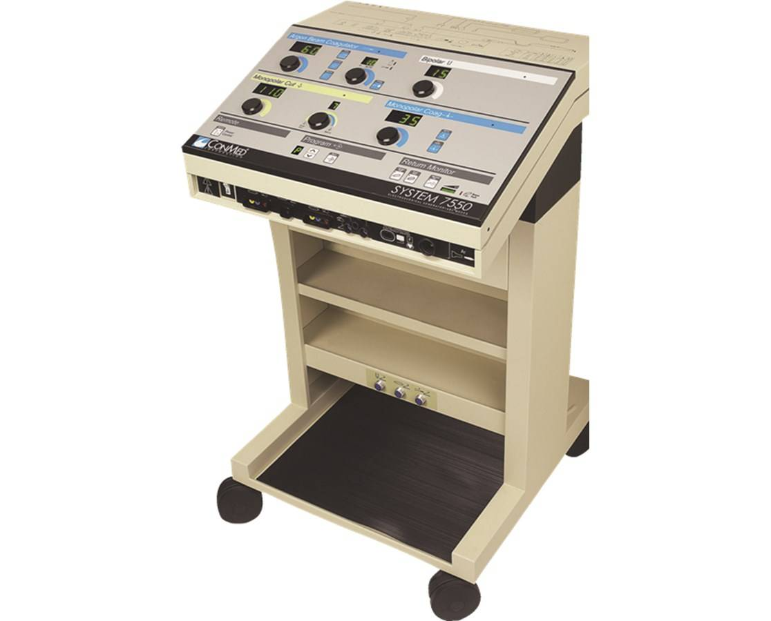 Conmed 60-7550-120 System 7550 Electrosurgical Generator with ABC Technology
