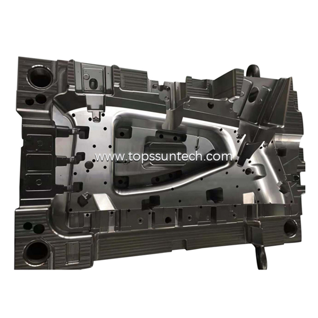 Plastic part design mold injection molding plastic hot runner precision plastic injection mould