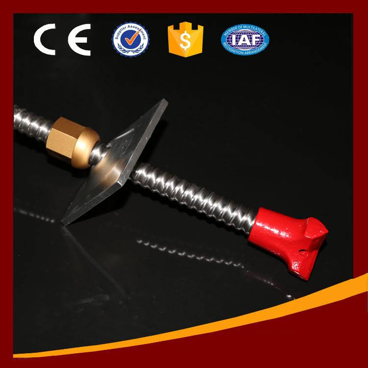 LUHUI R32 Self Drilling Hollow Anchor Bolts