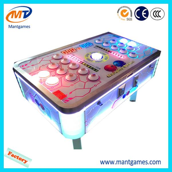 great quality amusement equipmrent naughty hit beans game machines for sale
