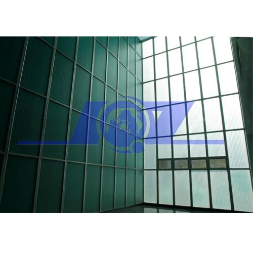 Germany technology fiberglass reinforced hollow panel