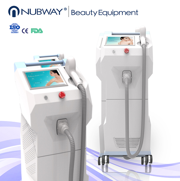 Professional Totally painless beauty equipment 808nm diode laser hair removal machine for sale