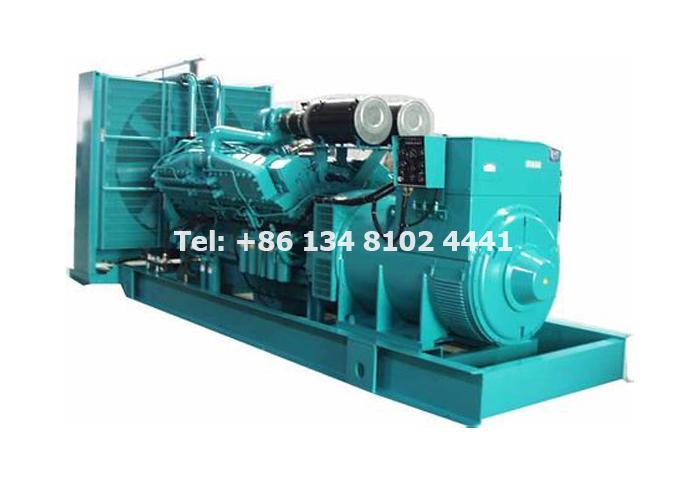 Cummins Diesel Generator 82GF