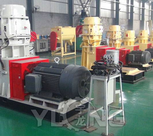 biomass pellet machine production price