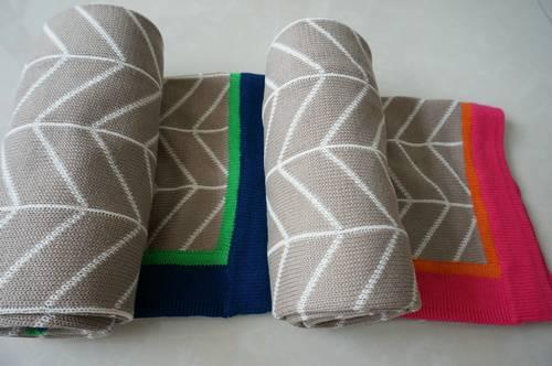 Baby crochet blankets , crochet cotton woven baby blanket , hand made blankets baby cotton towel