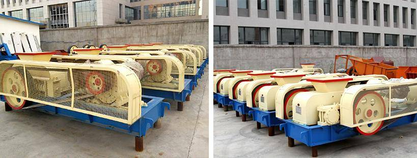 Roller crusher/Roll Crusher Manufacturer/Small Size Double Roll Crushers