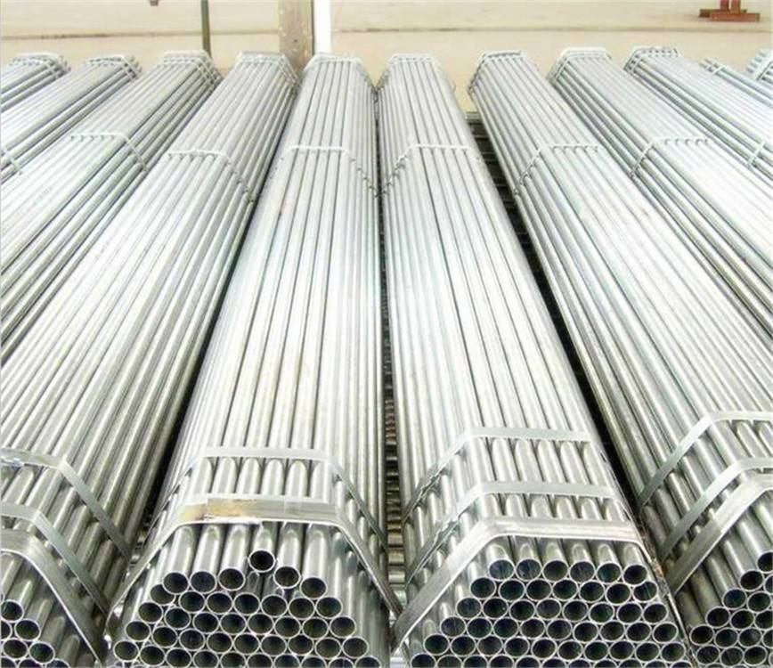 Best Selling Galvanized Round Steel Pipe From China