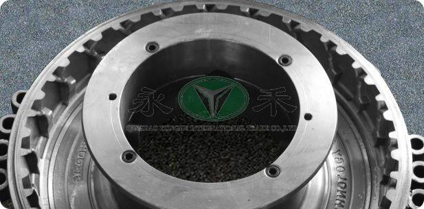 solid tire mold