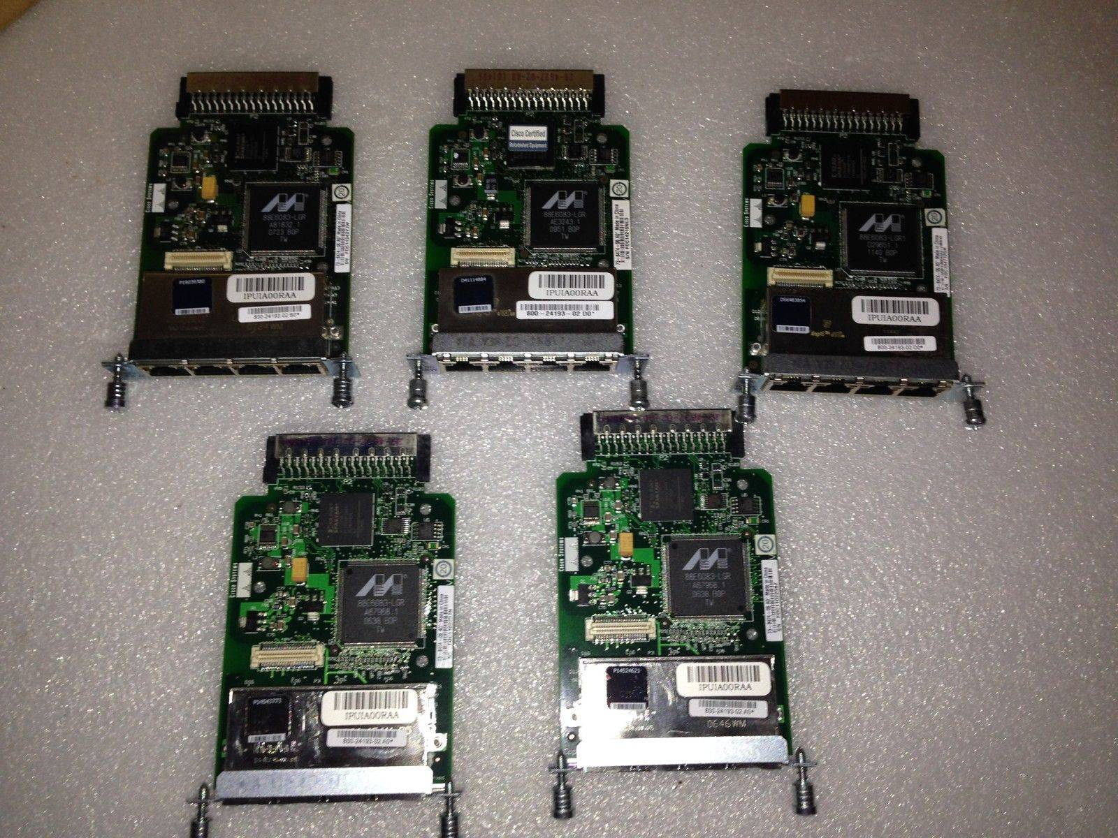 Cisco Router Module