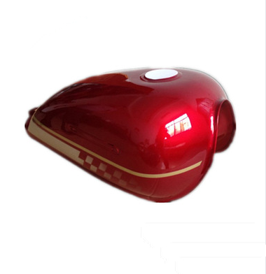 High Quality Motorcycle Fuel Tank Price for GN125 Tank for Fuel