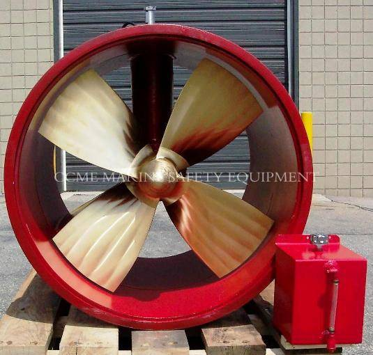 Tunnel Thruster Bow Thruster Side Thruster