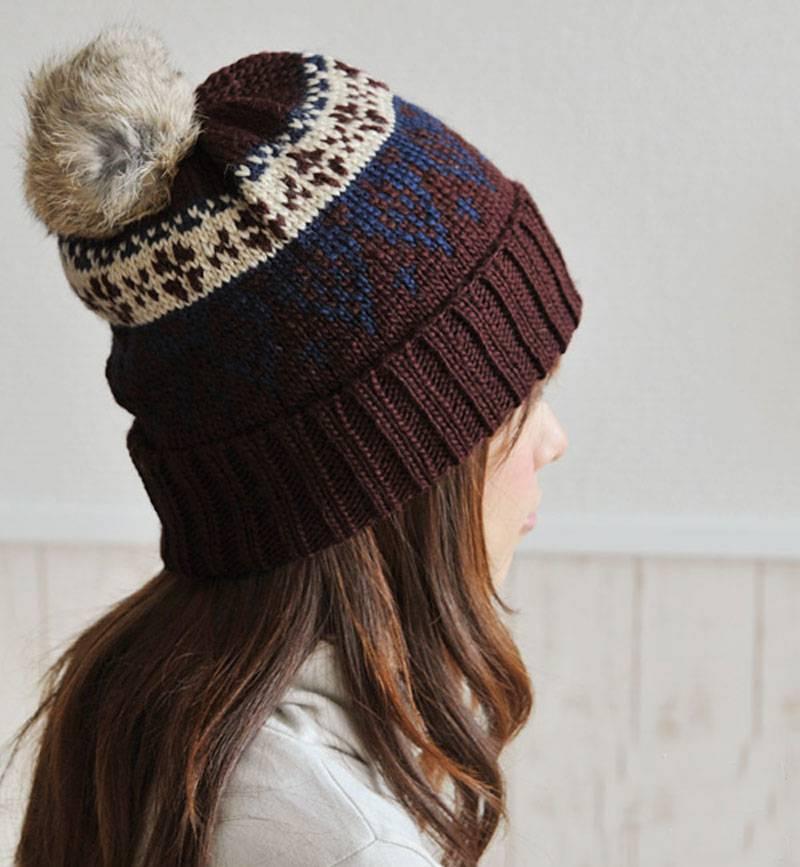 High quality wholesale women winter hat