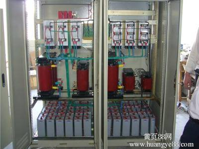 Low power factor improvement solution, Vacuum contactor switch capacitor banks compensation unit, hi