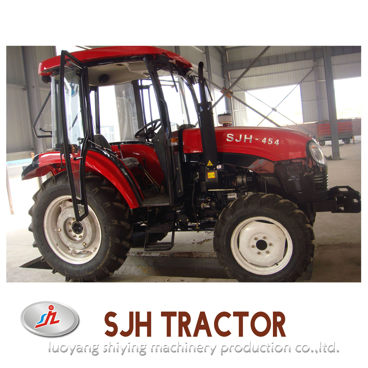 New Cheap Luoyang 45hp Farm Tractor for Sale