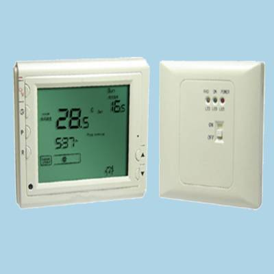Wall Mounted Radiator Thermostat With Remote