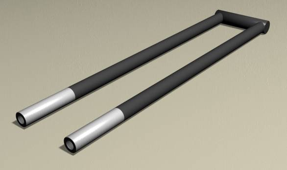sic heating elements, silicon carbide heating element, electric heaters, globar