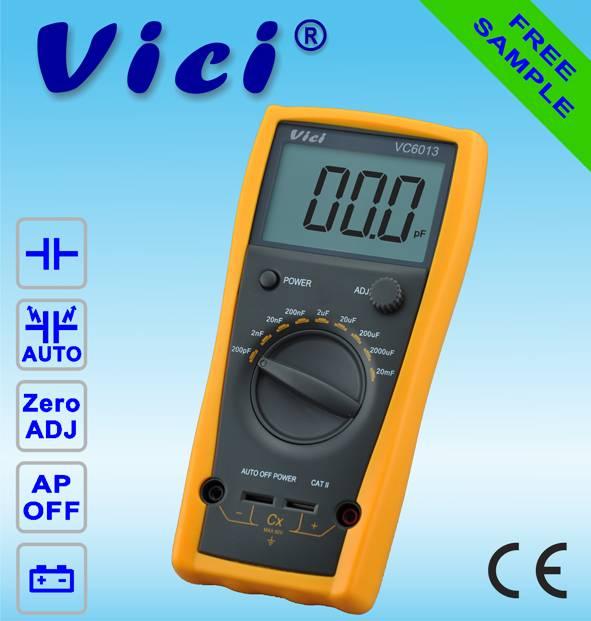 VC6013   3 1/2 Digital capacitance