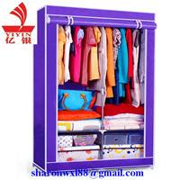 Elegant design foldable household cabinet promotional
