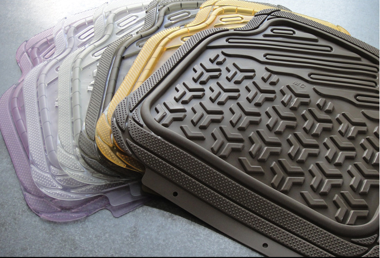 good quality pvc car mats