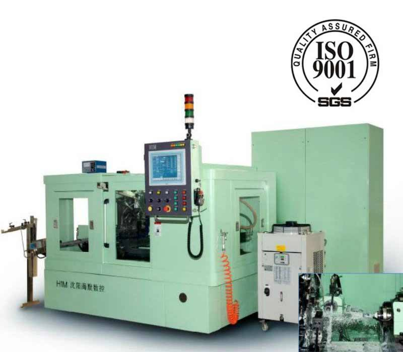 Chinese high precision face grinding equipment
