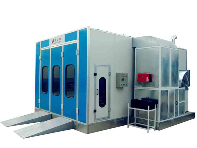 Spray Booth Supplies & Powder Coating Equipment (BZB-8100)