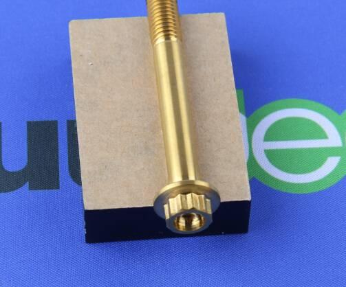titanium GR7 washer gaskets custom-made pats Titan Gr.12,Grade 5