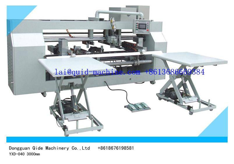 two piece Joint Stitcher 3000
