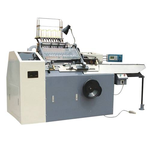 SXB-440 semi-automatic editable book sewing machine