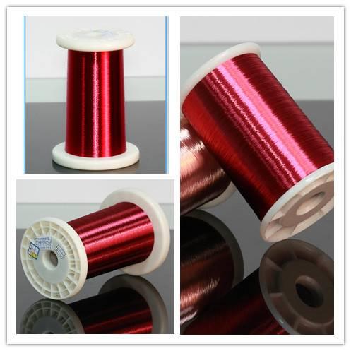 1SB UEW F class 0.08mm cheap copper wire ,ID card copper wire