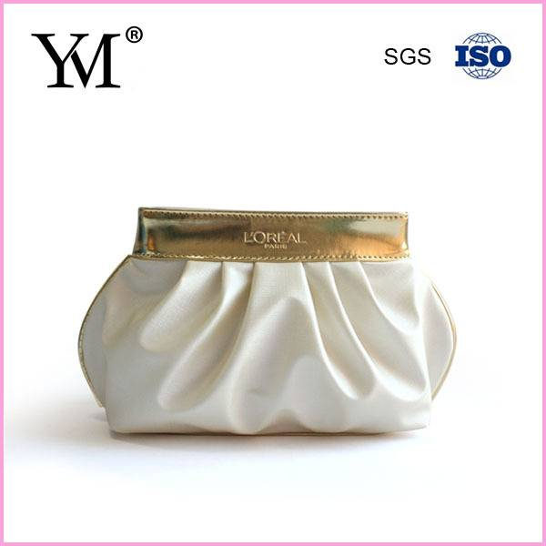2015 Toiletry Pattern Elegant Cosmetic Pouch Clutch Bag Shell