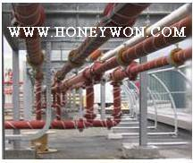silicone pipe heater
